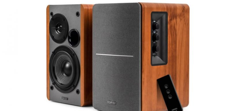 A great choice when you just want good, inexpensive wired speakers