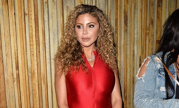 Larsa Pippen, 45, Rocks Daring Red Hot Unitard On Night Out In Beverly Hills – See Pic
