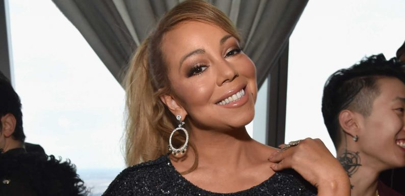 Mariah Carey, Living Legend, Says She's Only Been With 5 Guys Ever