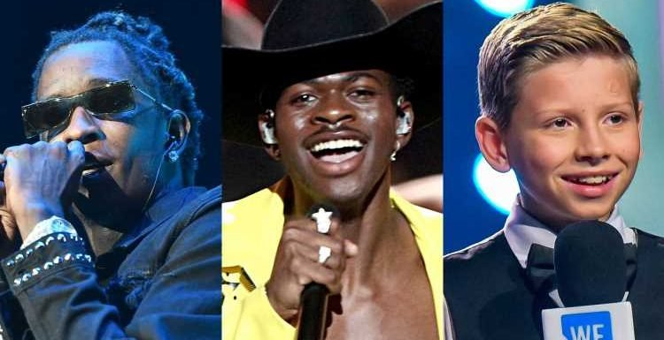 Lil Nas X, Young Thug, & Mason Ramsey: 'Old Time Road Remix' Stream, Lyrics, & Download – Listen Now!