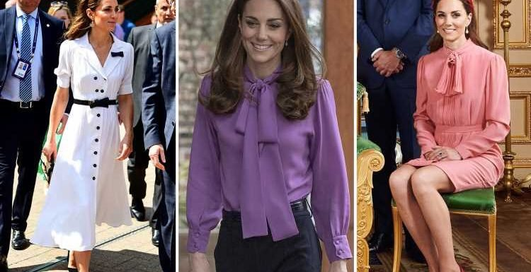 Kate Middleton is undergoing an 'edgy' makeover to appear 'young and more modern', US reports claim