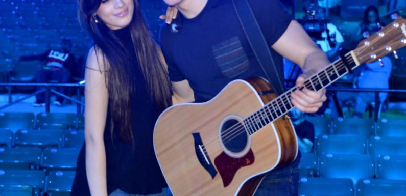 Shawn Mendes & Camila Cabello Spotted Getting Very Cozy In The Bay Area…