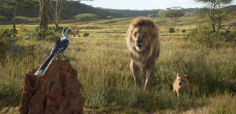 The Lion King movie reviews praise gorgeous animated remake