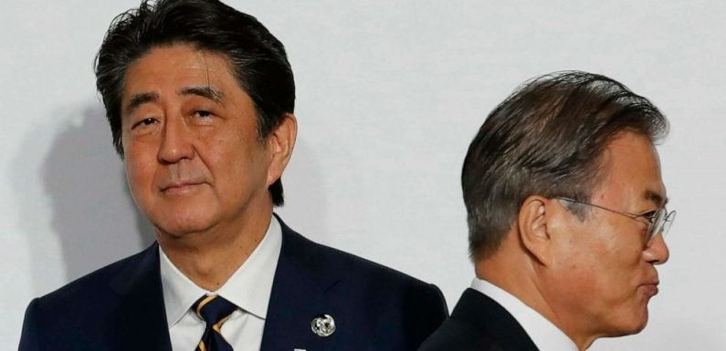 Trade dispute between South Korea and Japan could lead to 'dire consequences'
