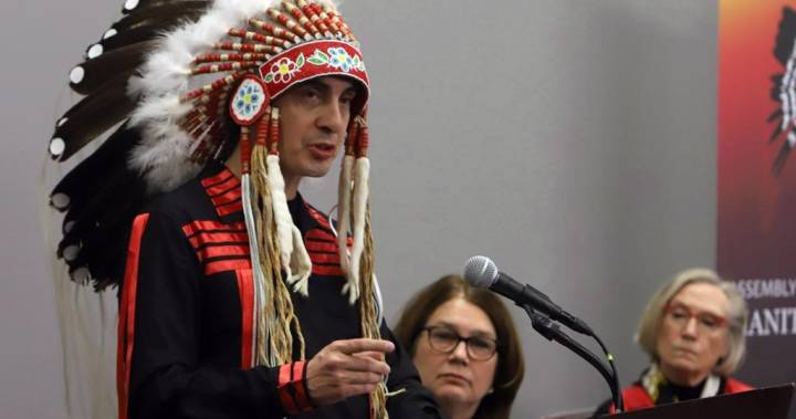 Arlen Dumas takes leave as Grand Chief of Assembly of Manitoba Chiefs