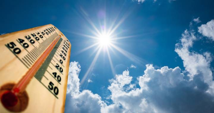 Heat warning issued for areas in Regional Municipality of Wood Buffalo