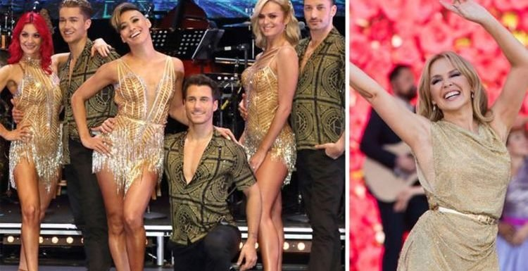 Kylie Minogue on Strictly Come Dancing: When is Strictly Come Dancing 2019 launch show?