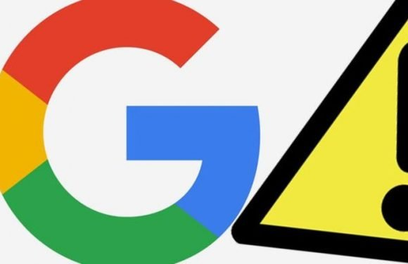 Google DOWN – Chrome, Gmail and Google Drive NOT WORKING as web hit by error outage