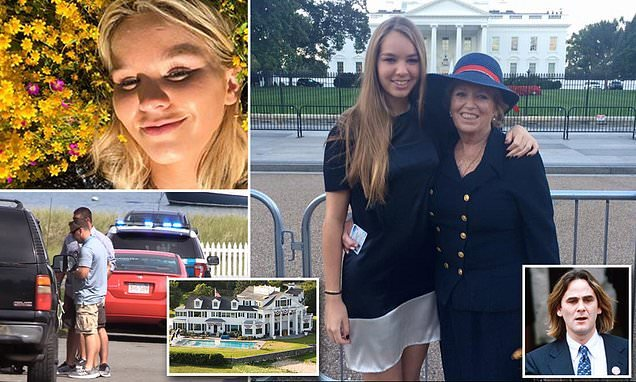 Saoirse Kennedy dies aged 22 of suspected overdoseat family compound