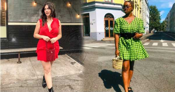 33 Brilliant Outfit Ideas That Revolve Around Your Minidress