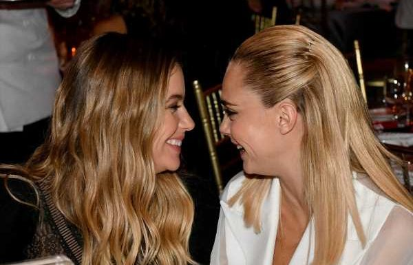 Cara Delevingne's Quote About Meeting Ashley Benson Sounds Like The Beginning Of A Rom-Com