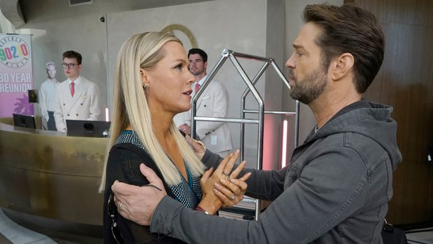 '90210's Jennie Garth Reveals Who Kelly Should Have Ended Up With: Brandon Or Dylan?