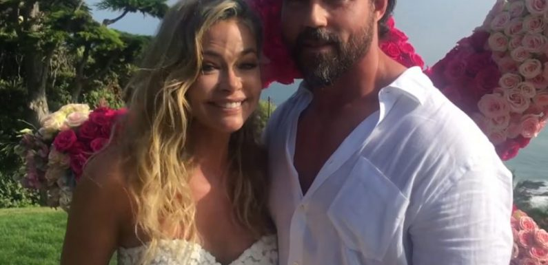 Denise Richards Says She & New Hubby Have Sex EVERY SINGLE DAY!
