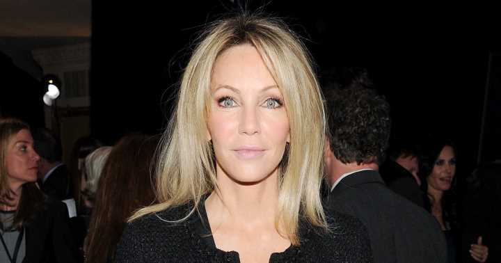 Heather Locklear Ordered to Treatment Program After Arrest