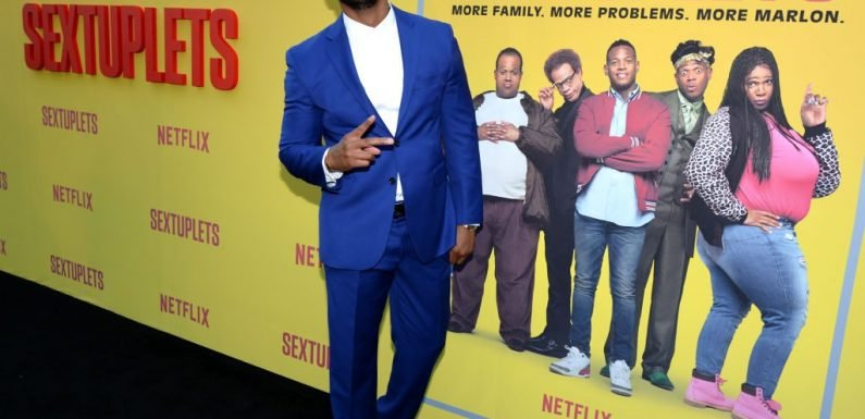 Where to Spot Another Wayans In Marlon Wayans' 'Sextuplets'