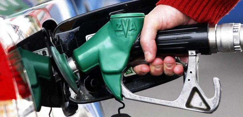 Garages 'ripping off' drivers by not passing on 4p-a-litre petrol price cut