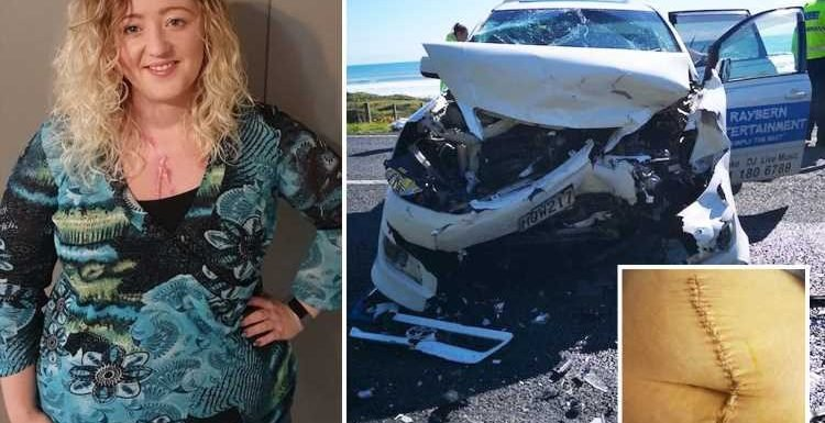 I hated my 'mum tum' – but it saved my life by acting as a car airbag in horror smash – The Sun
