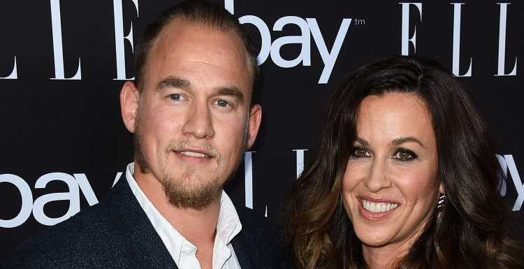 Alanis Morissette Gives Birth to Baby Boy, Names Him Winter!