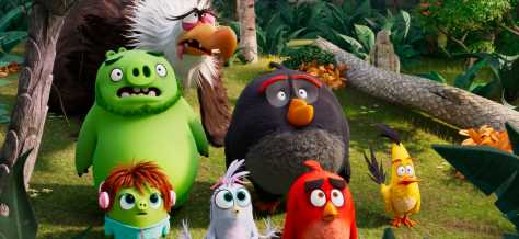 'Angry Birds 2' is the Highest-Rated Video Game Movie Ever on Rotten Tomatoes, Which Isn't Saying Much