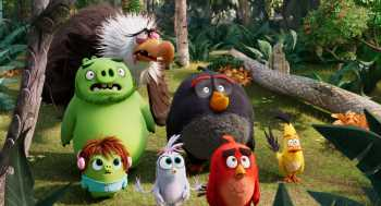 Film Review: 'The Angry Birds Movie 2'
