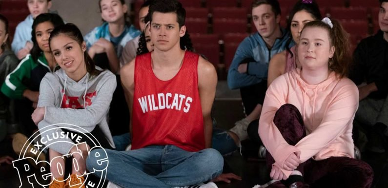 It's the Start of Something New! Watch the Trailer for Disney+'s High School Musical TVSeries