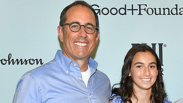 Jerry Seinfeld's Wife Posts Sweet Photo With Oldest Daughter Sascha, 18, As She Heads Off To College