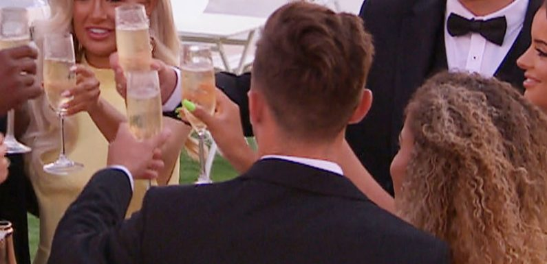 THIS Love Island couple are the first pair of the series to SPLIT