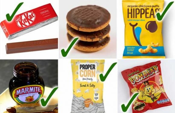 Snacking is the key to fast weight loss – stay slim with these calorie-busting treats – The Sun