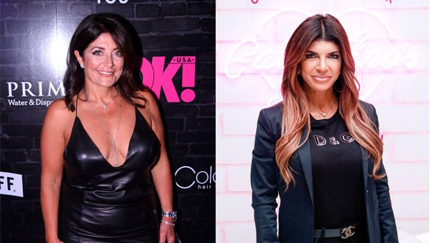 'RHONJ's Kathy Wakile Reveals Why She Won't 'Waste' Time Trying To Reconnect With Teresa Giudice