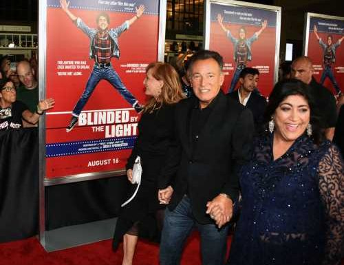 Bruce Springsteen loved 'Blinded By The Light,' the coming of age tribute to his music