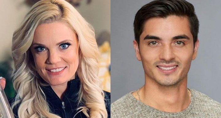 '90 Day Fiance' Star Ashley Martson Shares Pic From Disney Date With 'BIP' Alum Christian Estrada