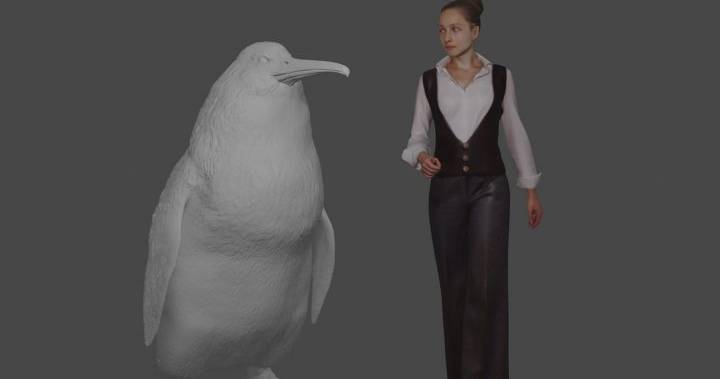 Human-sized 'monster penguin' used to waddle the Earth, fossils show