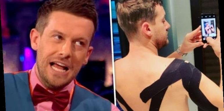 Chris Ramsey: 'My body's in bits' Strictly star reveals painful 'injuries' after live show