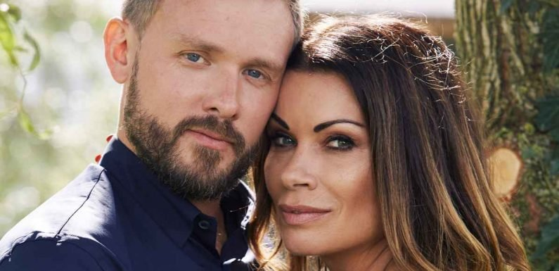 'You're kidding right?' Alison King and fiancé David Stuckley reveal how their romantic proposal was almost derailed in Portugal
