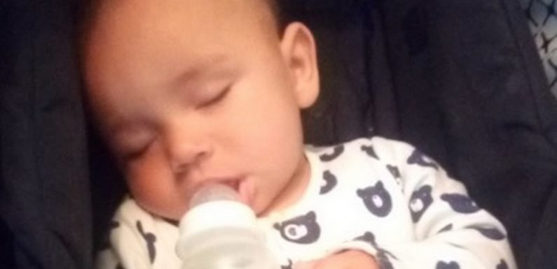 First pics of baby who died after being 'thrown off bridge' into river