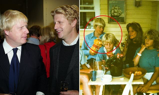 Boris Johnson's relationship with his brother Jo has blown up