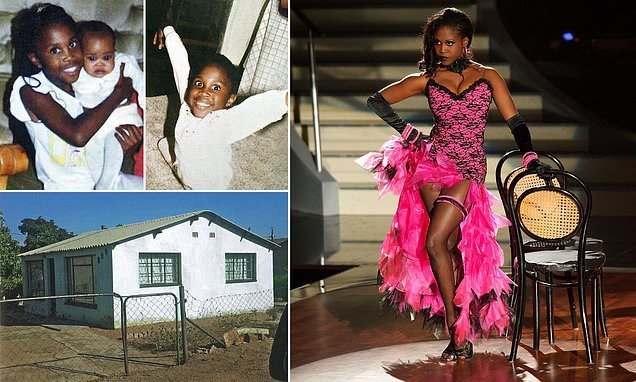 How Strictly's Motsi Mabuse grew up in racially-divided South Africa