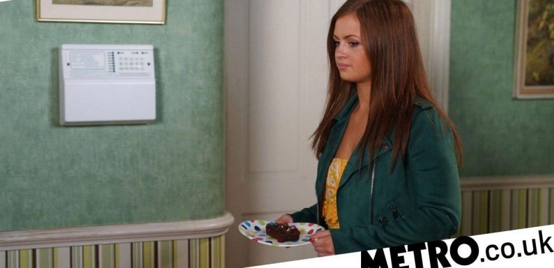 Who raped Tiffany and what happened in the gang in EastEnders?