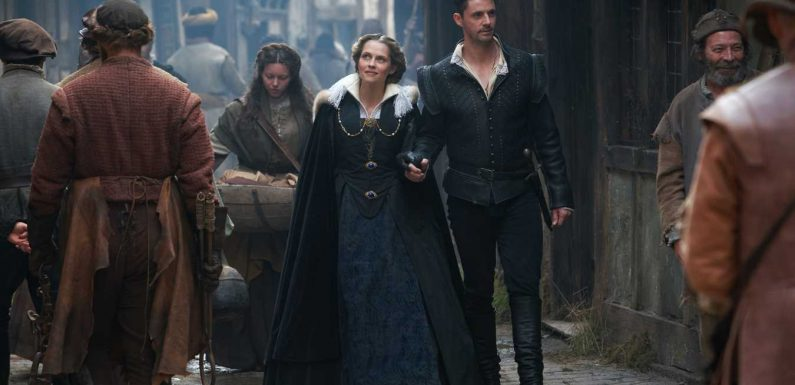 A Discovery of Witches: See Matthew Goode in first season 2 photo