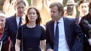 Felicity Huffman Sentenced To 14 Days In Prison After Pleading Guilty In College Admissions Scandal