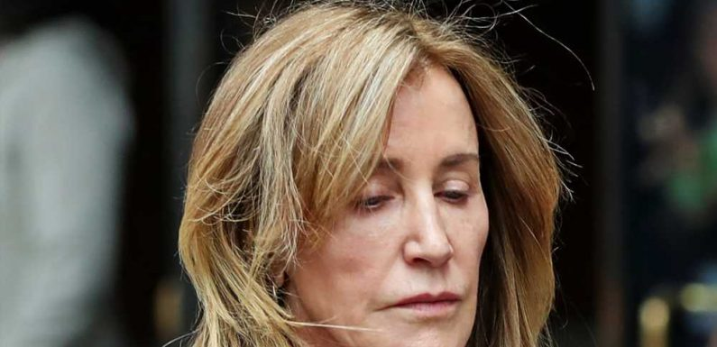 Felicity Huffman should follow these rules to survive prison stint: expert