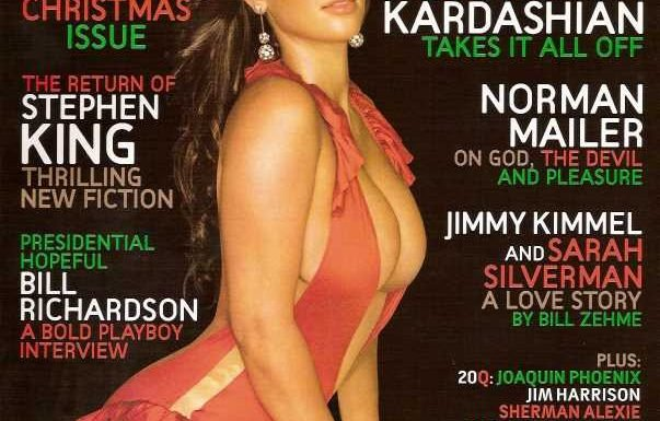 Kylie Jenner, Kim Kardashian, Drew Barrymore and 22 More Celebrities Who Posed for Playboy