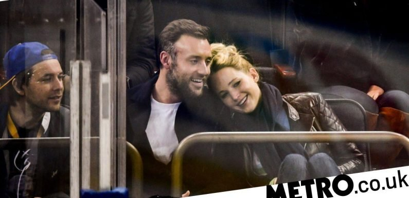 Jennifer Lawrence sparks speculation she has married Cooke Maroney