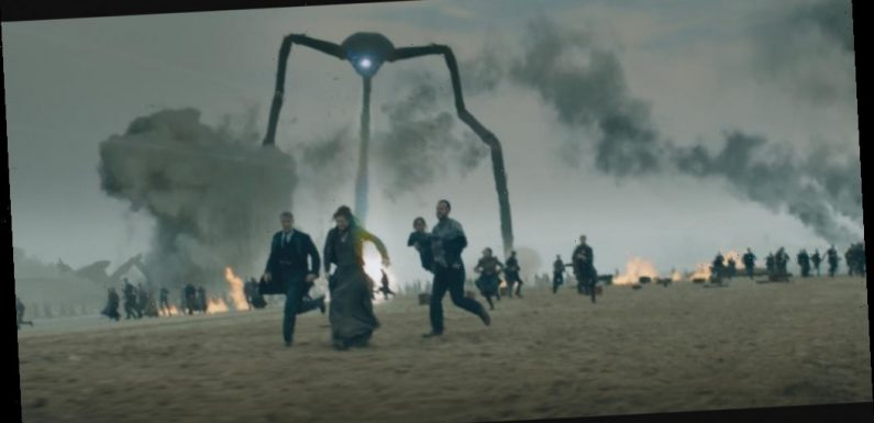 'War Of The Worlds': BBC Unveils First Trailer For Rafe Spall-Fronted Reboot Of H.G. Wells Classic