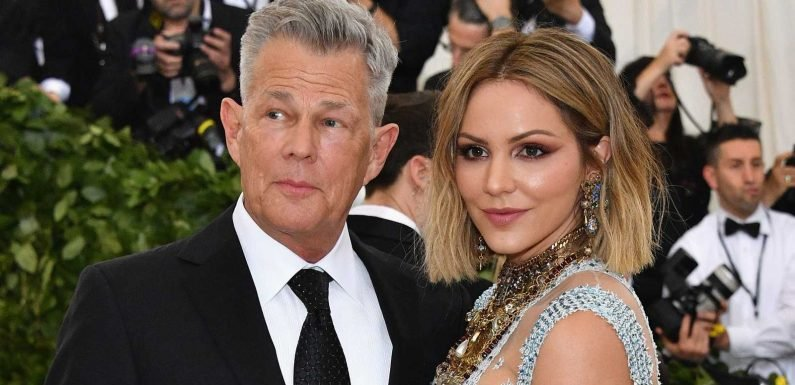 David Foster's daughter Erin on younger stepmom Katharine McPhee: We 'genuinely love' her