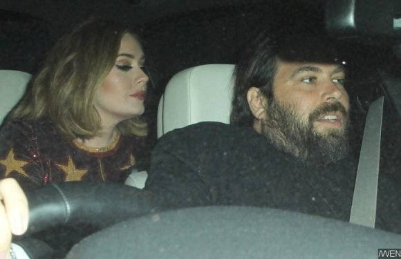 Adele's Estranged Husband Keeps Divorce Amicable With Joint Custody Stance