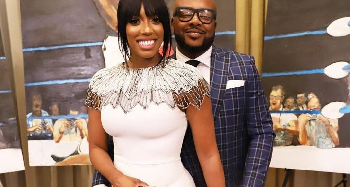 Report: Porsha Williams and Fiance Dennis McKinley Secretly Tie the Knot