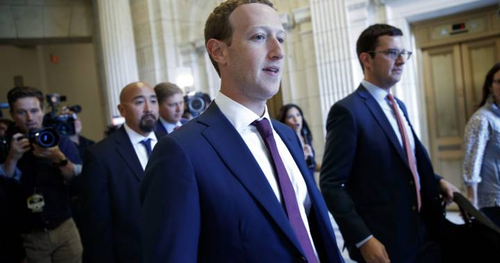 Facebook working on addressing election threats ahead of 2020 vote, U.S. lawmakers told