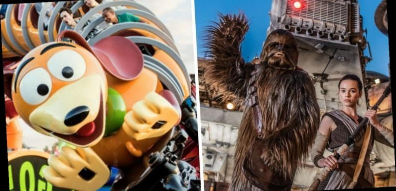 Best new attractions to see at Walt Disney World Resort in Florida – from Star Wars to Toy Story