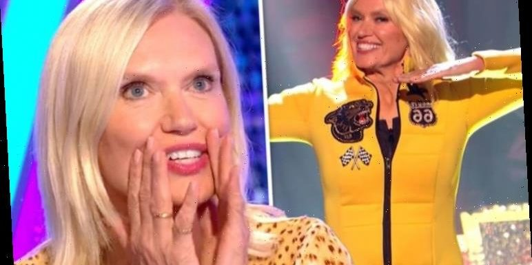 Anneka Rice: 'You have to move' Strictly 2019 star 'told off' by TV producers